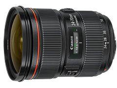【新品/取寄品/代引不可】Canon EF24-70mm F2.8L II USM
