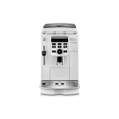 【新品/取寄品】デロンギ コンパクト全自動コーヒーマシン マグニフィカS ホワイト ECAM23120WN DeLonghi