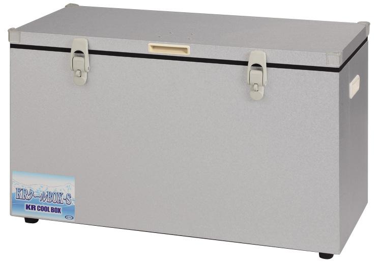 【新品/取寄品/代引不可】関東冷熱工業 小型保冷庫 KRクールBOX-S KRCL-80LS ステンレスタイプ 80Lタイプ クーラーボックス