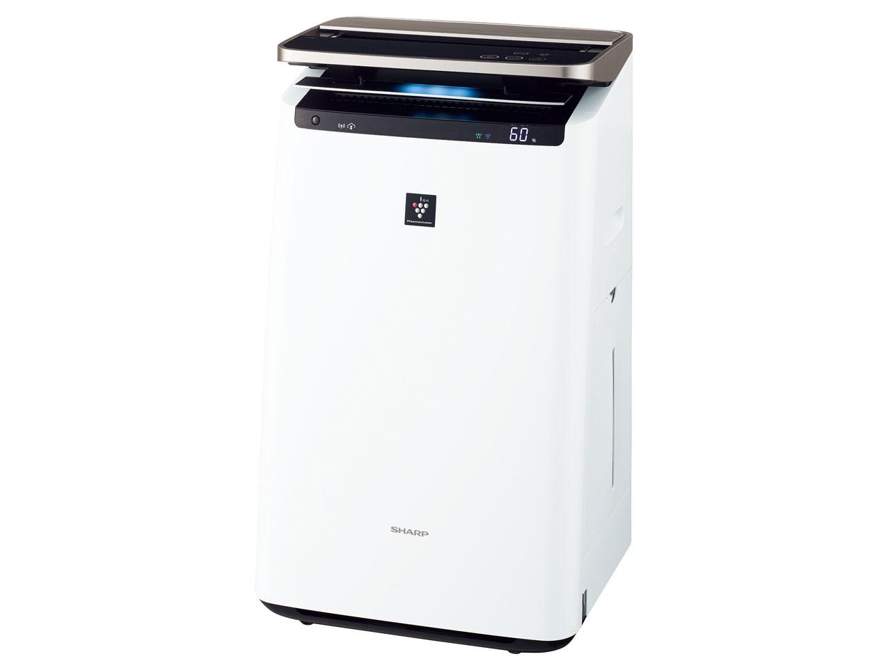 【新品/取寄品】加湿空気清浄機 KI-JP100-W ホワイト