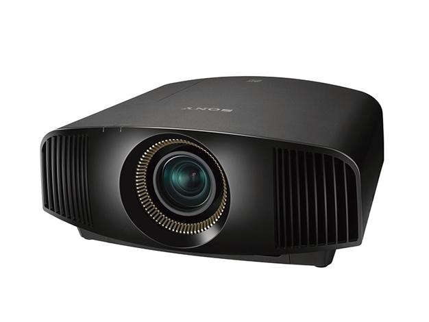 【新品/取寄品/代引不可】4K対応ビデオプロジェクター ブラック VPL-VW555/B