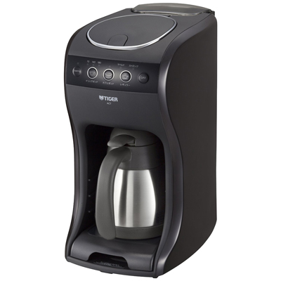 【新品/取寄品】タイガー コーヒーメーカー カフェバリエ ACT-B040-TS ローストブラウン [スチームドリップ・エコポッド・カフェポッドの3way]