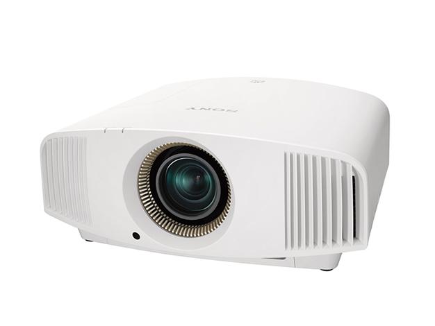 【新品/取寄品/代引不可】4K対応ビデオプロジェクター ホワイト VPL-VW555/W