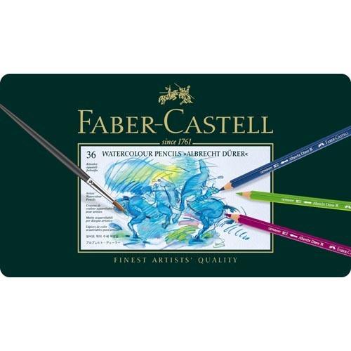 【通販限定/新品/取寄品/代引不可】ファーバーカステル アルブレヒト デューラー 水彩色鉛筆 36色 1セット