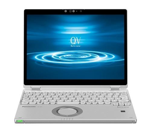 【新品/取寄品/代引不可】Let s note QV8 法人(Core i5-8265U/8GB/SSD256GB/W10P64/12.0WQXGA/顔認証) CF-QV8FDAVS
