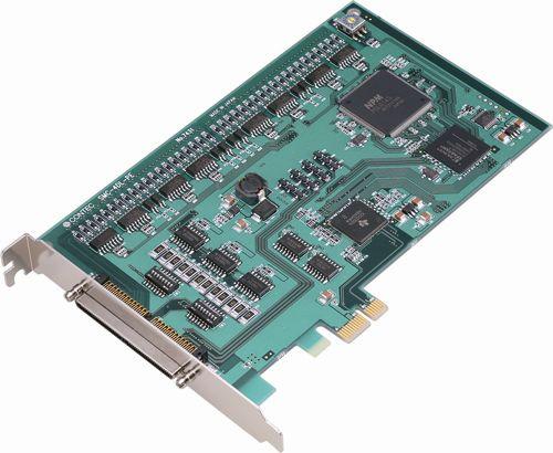 【新品/取寄品 4軸タイプ/代引不可】PCI Express対応高速ラインドライバ出力モーションコントロールボード 4軸タイプ SMC-4DL-PE, BiZTIME(ビズタイム):8583ec5b --- data.gd.no
