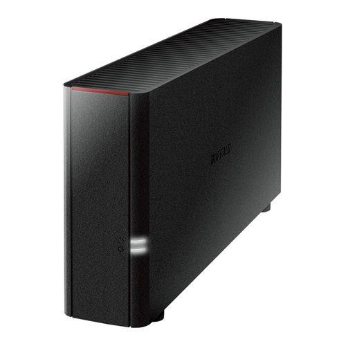 【新品/取寄品】リンクステーション ネットワーク対応HDD 4TB LS210D0401G