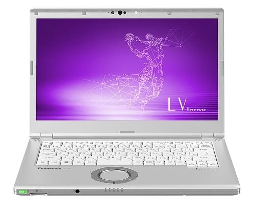 【新品/取寄品/代引不可】Let s note LV8 法人(Core i3-8145U/8GB/SSD256GB/W10P64/14.0FullHD/電池S/顔認証) CF-LV8JDHVS