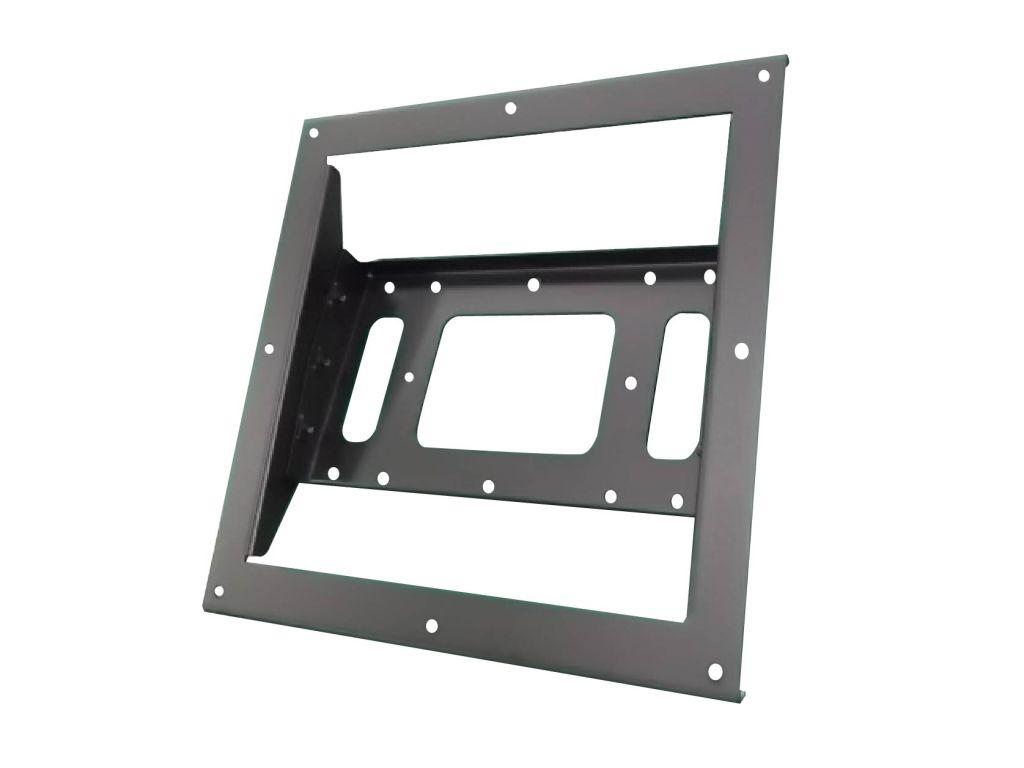 【新品/取寄品/代引不可】三菱電機『カンタンサイネージ』DSM-65L6対応 角度調整式壁掛金具(縦横兼用) FFP-WM400