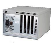 【新品/取寄品/代引不可】PCI4スロットショートサイズ高速シリアルバスブリッジ付J型ユニット PCI-F04DSJ