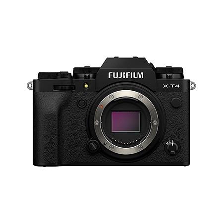 【新品/取寄品】ミラーレスデジタルカメラ FUJIFILM X-T4-B ブラック X-T4-B