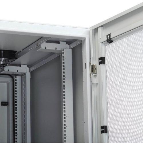 【新品/取寄品/代引不可】ラックマウントサーバ収納ラック HMD-18S