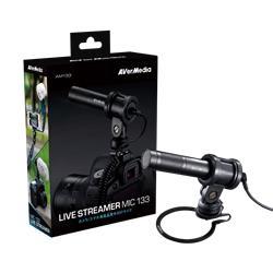 [国内正規品]【新品/在庫あり】Live Streamer MIC133
