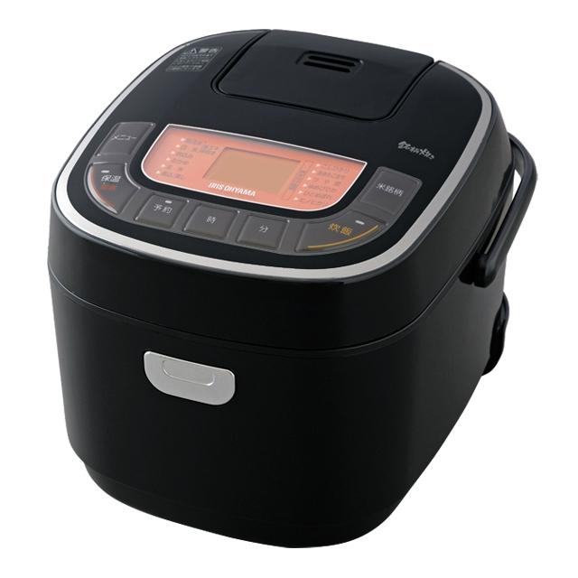 【新品/取寄品】アイリスオーヤマ 銘柄炊き 5.5合 RC-MC50-B 米屋の旨み ジャー炊飯器