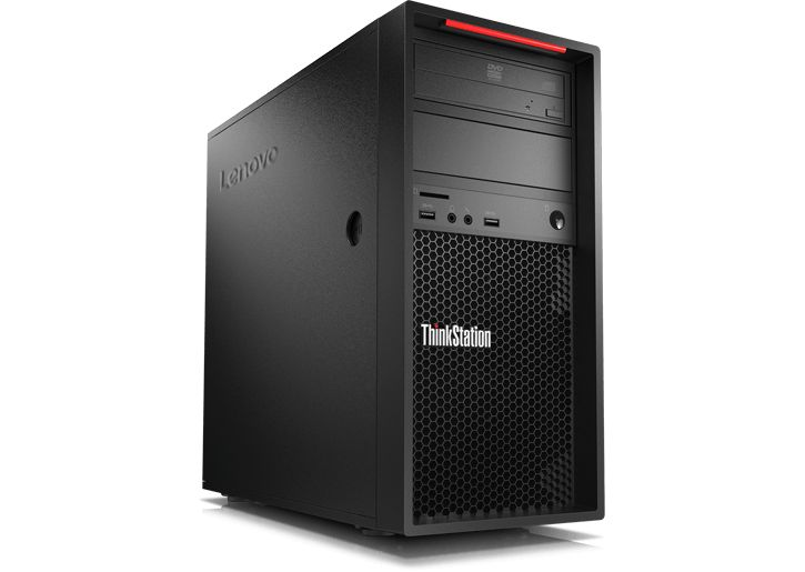 【新品/取寄品/代引不可】ThinkStation P520c/W-2102/8GBMem/1024GB/Win10Pro for Workstations 30BYS0UW00