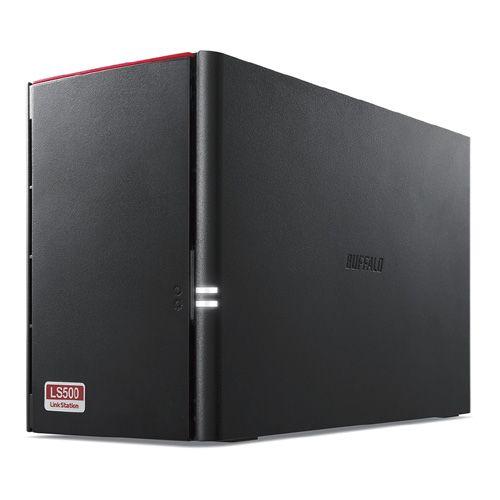 【新品/取寄品】リンクステーション RAID機能搭載 ネットワークHDD 高速モデル 2TB LS520D0202G