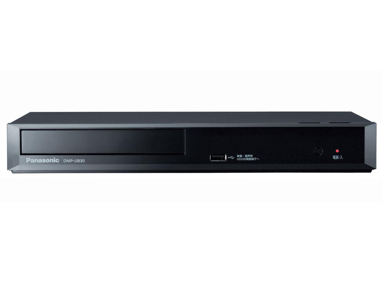 【新品/取寄品】Ultra HD ブルーレイプレーヤー DMP-UB30
