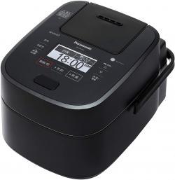 【新品/在庫あり】パナソニック 5.5合 炊飯器 SR-VSX109-K 圧力IH式 Wおどり炊き ブラック Panasonic