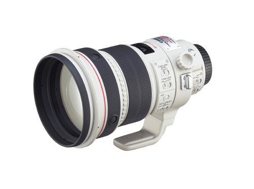 【新品/取寄品】Canon EF200mm F2L IS USM