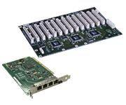 【新品/取寄品/代引不可】PCI13スロット高速シリアルバスブリッジ付モジュール PCI-PCF13