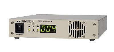 【新品/取寄品/代引不可】HD/SDエンコーダ内蔵OFDM変調器 HOM770H