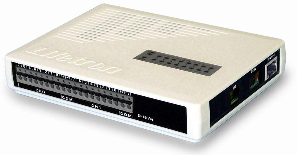【新品/取寄品/代引不可】絶縁型デジタル入力(16点) DI-16(V6)