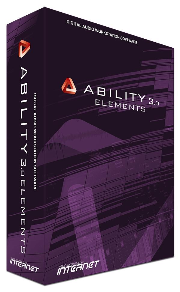 【新品/取寄品/代引不可】ABILITY 3.0 Elements AYE03W