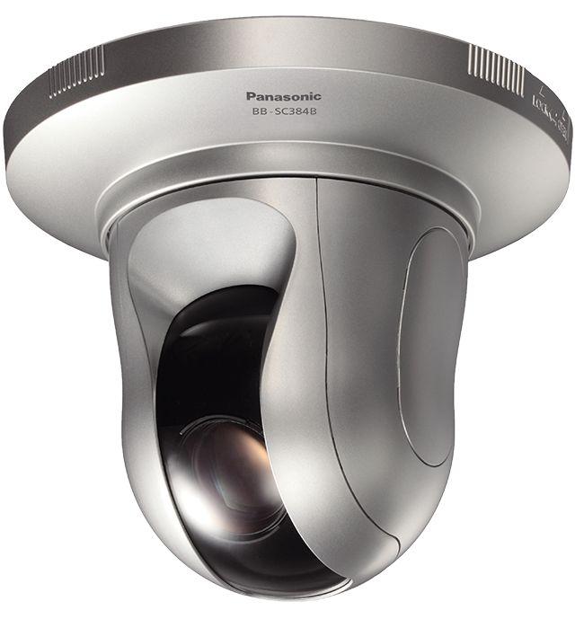 【新品/取寄品】HDネットワークカメラ H.264&JPEG対応 BB-SC384B