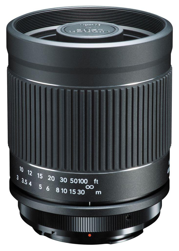 【新品/取寄品/代引不可】軽量コンパクトな望遠レンズ ケンコーミラーレンズ400mmF8NIIフジX KF-M400FX NII