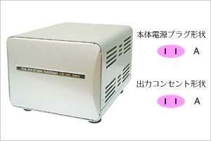 【新品/取寄品】海外国内用型変圧器110-130V/1500VA NTI-149