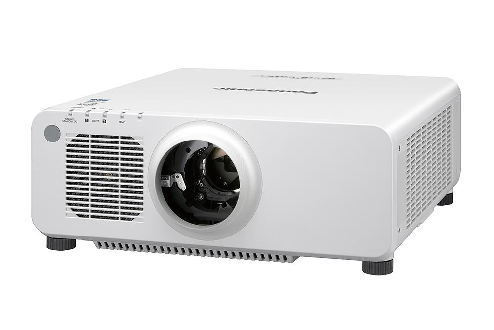 【新品/取寄品/代引不可】1チップDLP方式プロジェクター (ホワイト) レンズ別売タイプ PT-RZ870JLW
