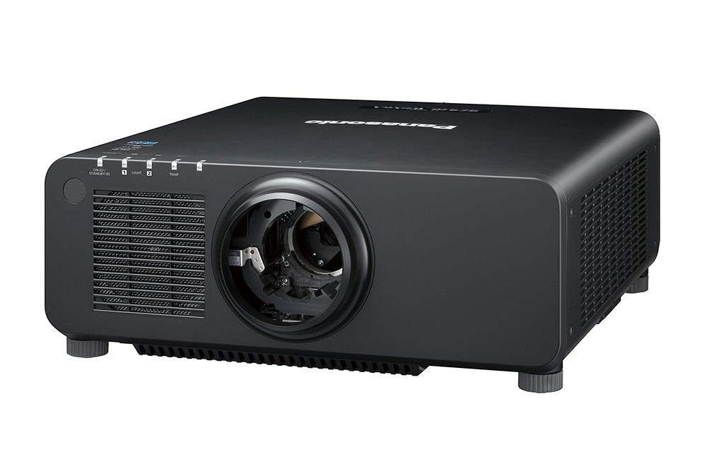【新品/取寄品/代引不可】1チップDLP方式プロジェクター (ブラック) レンズ別売タイプ PT-RZ870JLB