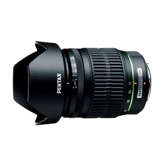 【新品/取寄品】SMC ペンタックス DA17-70 F4 IF SDM(フード付) DA17-70 F4AL