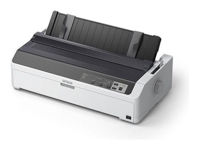 【新品/取寄品】ドットインパクトプリンター VP-D1800N (ラウンド型/136桁/複写枚数6枚/ネットワーク標準モデル)