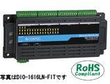 【新品/取寄品/代引不可】絶縁型デジタル出力ユニット Ethernet リモートI/O (F&eIT N シリーズ) DO-32LN-FIT