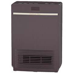 【新品/在庫あり】加湿セラミックファンヒーター EFH-1218D-T ブラウン