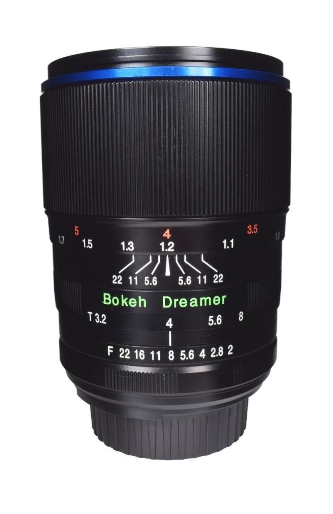【新品/取寄品/代引不可】LAOWA 105mm F2 Bokeh Dreamer [ニコンFマウント用]
