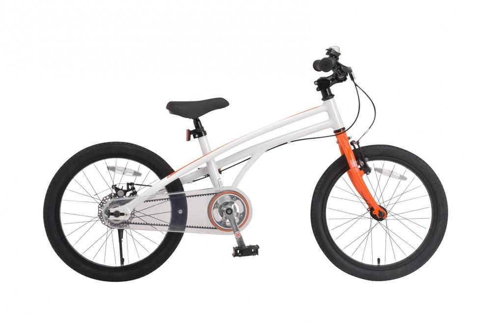 【新品/取寄品/代引不可】ROYALBABY(ロイヤルベビー) 16インチ子供用自転車 RB-WE H2 16 orange オレンジ (37281)キッズバイク 【北海道・沖縄・離島配送不可】