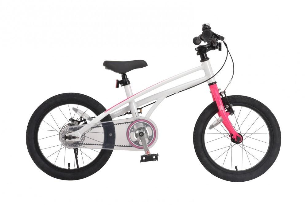 【新品/取寄品/代引不可】ROYALBABY(ロイヤルベビー) 18インチ子供用自転車 RB-WE H2 18 pink ピンク (37284) キッズバイク 【北海道・沖縄・離島配送不可】