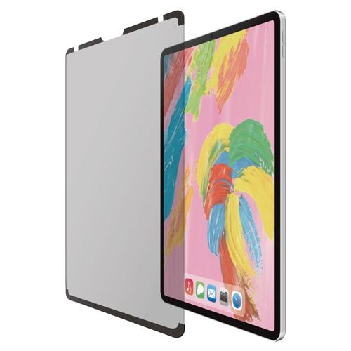 【新品/取寄品/代引不可】iPad Pro 12.9インチ 2018年モデル用のぞき見防止フィルタ/ナノサクション/360度 TB-A18LFLNSPF4