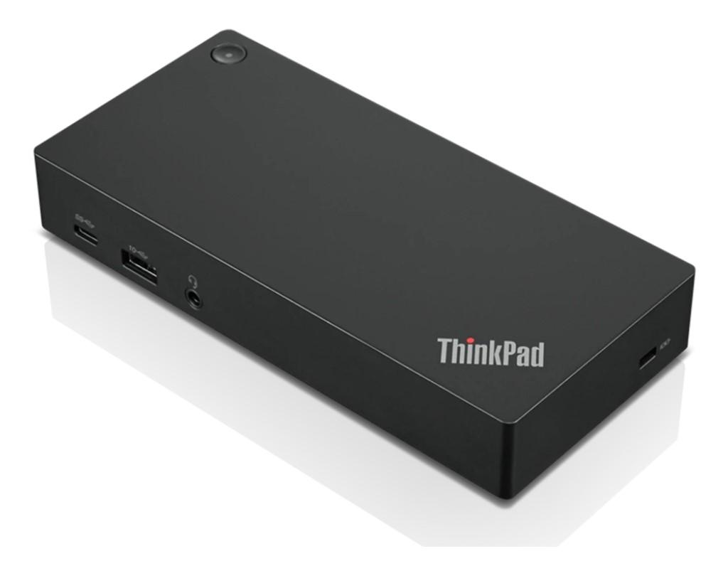 【新品/取寄品/代引不可】ThinkPad USB Type-C ドック 2 40AS0090JP