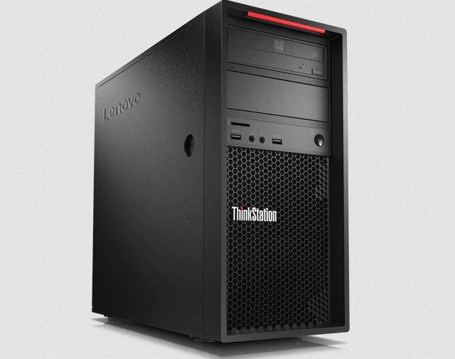 【新品/取寄品/代引不可】ThinkStation P520c/W-2223/32GBMem/512GB/CPU内蔵/Win10Pro for Workstations 30BY002LJP
