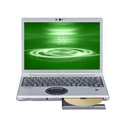 【新品/在庫あり】Let's note SV9 CF-SV9NDMQR (12.1型クアッドコアCPU i5、SSD256GB(PCIe)、メインメモリー16GB、スーパーマルチドライブ、指紋センサー&顔認証対応、Office2019搭載)