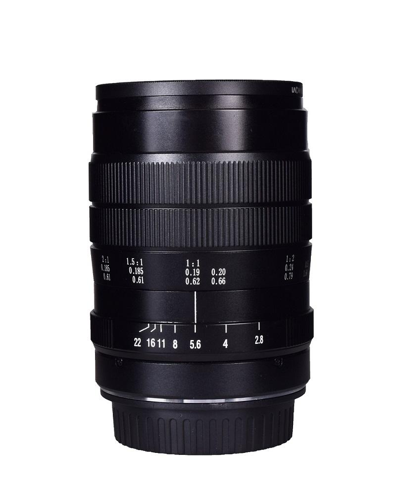 【新品/取寄品/代引不可】LAOWA 60mm F2.8 Ultra-Macro [ニコンFマウント用]