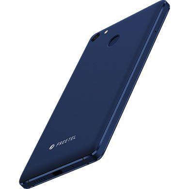 【新品/在庫あり】FREETEL RAIJIN SIMフリー [マットネイビー] スマートフォン FTJ162E-RAIJIN-BL