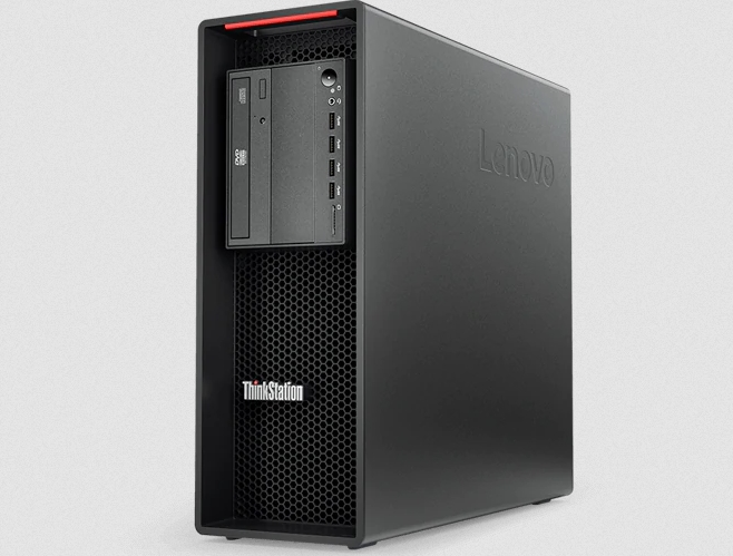 【新品/取寄品/代引不可】ThinkStation P520/W-2223/32GBMem/512GB/CPU内蔵/Win10Pro for Workstations 30BF002RJP