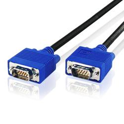 【新品/取寄品/代引不可】アナログRGBケーブル 60M(DSUB15オスオス)フル結線 FHD15MM-60M