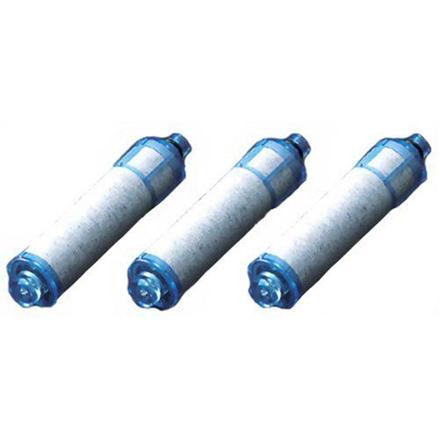 【新品/取寄品】リクシル 交換用 浄水カートリッジ 高塩素除去タイプ JF-21-T (3本入り)