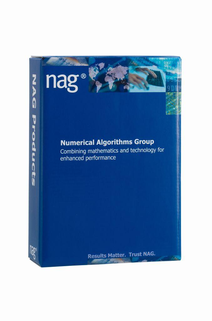 【新品/取寄品/】NAG Library for SMP & Multi-Core Library Mark24 FSW6I24DCL(Microsoft Windows x64、Intel Fortran Double Precision)