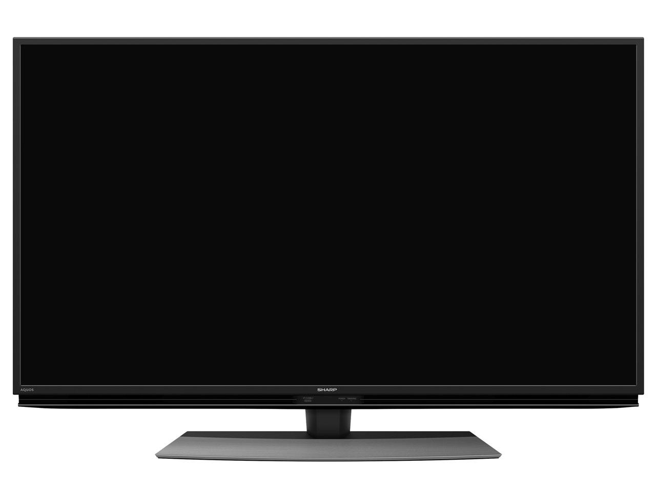 【新品/取寄品/代引不可】4T-C45BL1 アクオス 45V型 4Kチューナー搭載 地上・BS・110度CSデジタルハイビジョン液晶テレビ